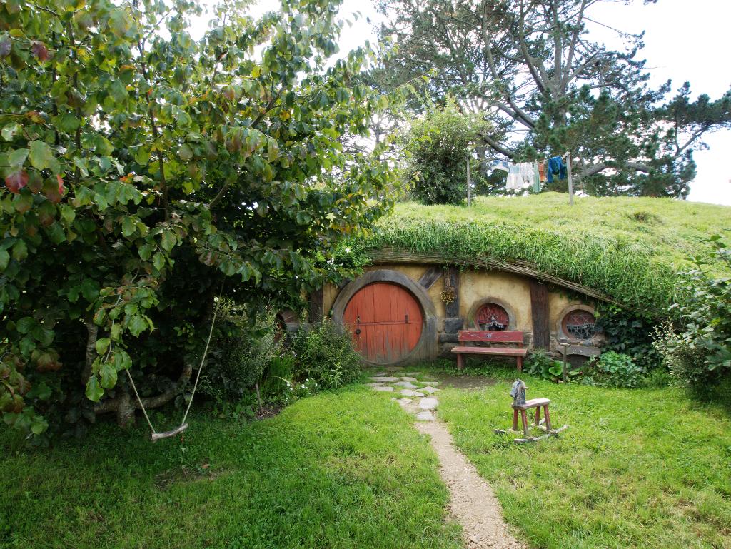 Hobbit Haus Kaufen Interesting Umgebautes Weinfass