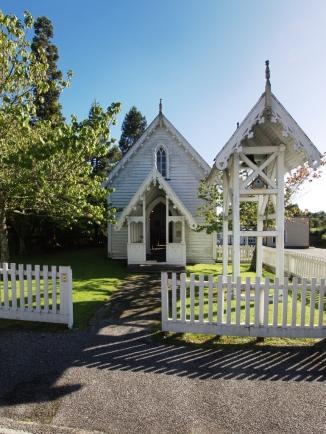 Kirche von Shantytown