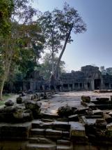Preah Khan ist ein beliebter Fotospot