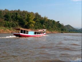 Mit dem Slowboat kommt man entspannt zum Ziel