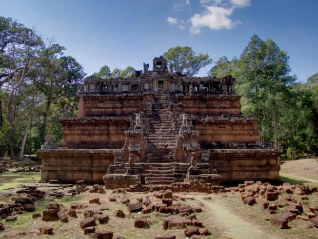 Angkor_Phimeanakas