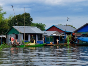 Die schwimmenden Dörfer
