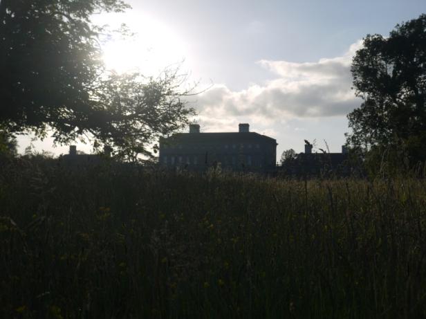 Das Castletown House ist vielleicht kein absolutes Highlight, aber für einen abendlichen Spaziergang eignet sich das Gelände allemal!