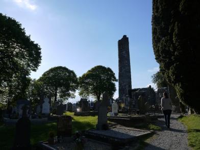 Mystische Stimmung auf dem alten Friedhof