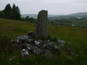 Runensteine sind in Irland weit verbreitete Relikte.