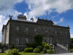Schon beeindruckend, das 300 Jahre alte Westport House.