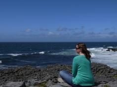 Sonnenschein und das Rauschen des Meeres... Könnte es schöner sein?