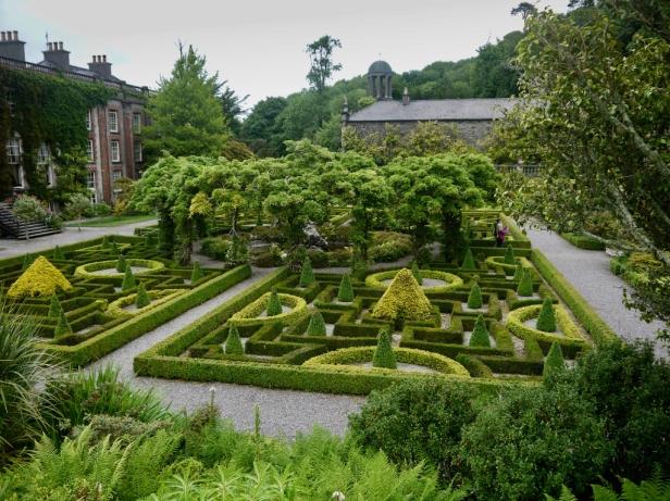 Ein Spaziergang durch die Gärten ist hier ein Muss!