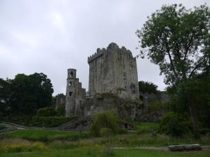 Das Blarney Castle mit dem berühmten Blarney Stone
