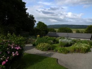 Im Walled Garden fand unser Besuch den Abschluss.