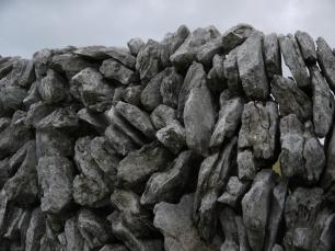 Diese Mauern halten auch ohne Mörtel.