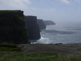 Die Cliffs of Moher machen sprachlos.