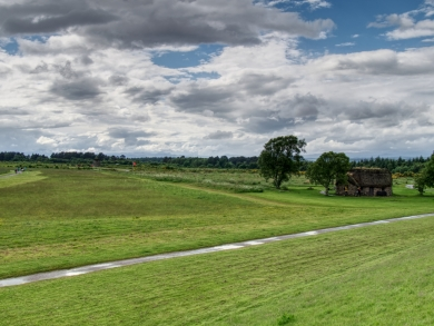 Das Schlachtfeld von Culloden erzählt eine der wichtigsten Geschichten Schottlands.