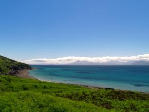 Bei solchen Aussichten fühlt man sich wie am Mittelmeer!