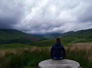 oder in den Bergen - Abseits der Hotspots ist man oft allein.