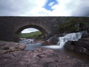 Wasserfälle sind immer ein gutes Fotomotiv!