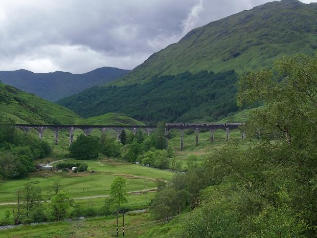 Glenfinnan_Viadukt