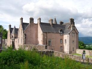 Argyll's Lodging ist eines der ältesten Häuser Schottlands.