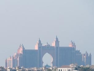 Das Atlantis hat mehr zu bieten als ein mystisches Design.