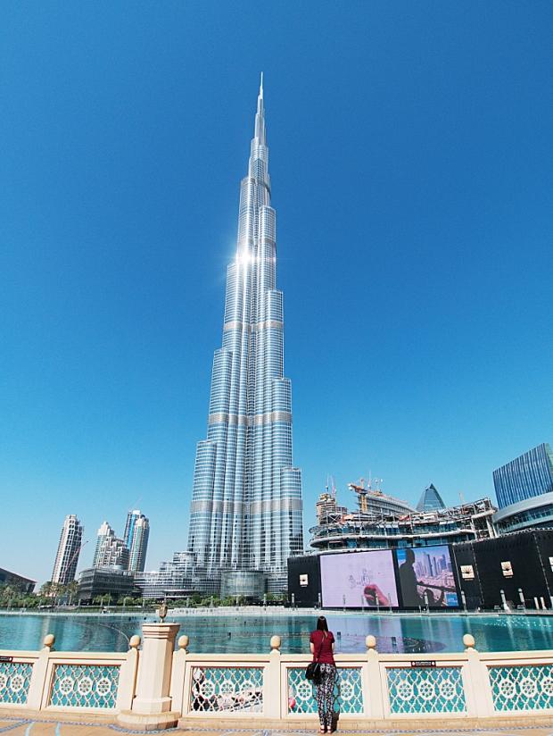 Dubai_BurjKhalifa