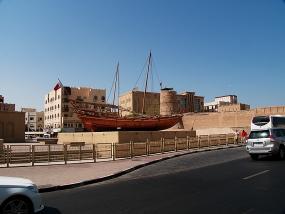 Im Al-Fahidi-Fort erfährt man alles über Dubais Geschichte.