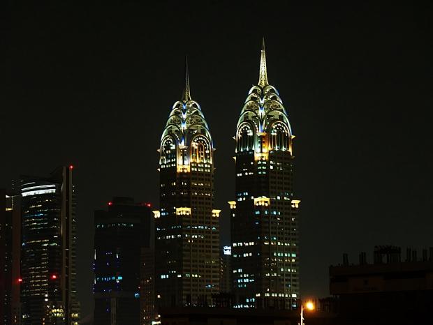 Dubai_Nightview