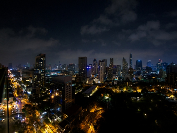 Bangkok_Skylinebynight
