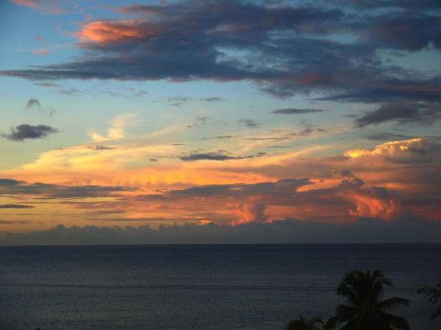 Mahe_Sunset