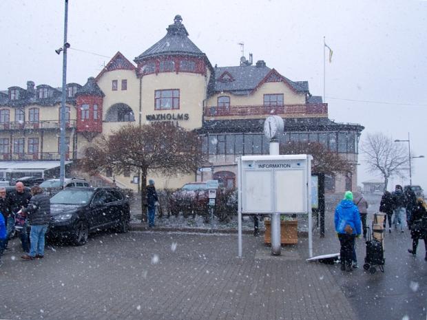 Vaxholm_Snow